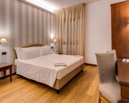 Convenience in the center of Bologna with the economy room of the BW Hotel San Donato