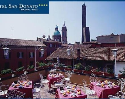 Book at  the Best Western Hotel San Donato. For you 59 rooms equipped with every comfort