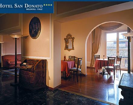 Looking for a hotel for your stay in Bologna? Book/reserve at the Best Western Hotel San Donato