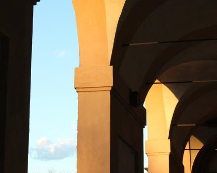 The porticoes of Bologna City Centre