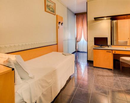 Best Western Hotel San Donato - Single economy room in Bologna