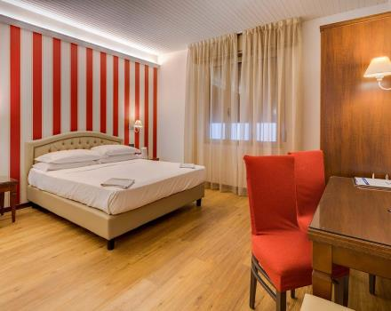 Best Western Hotel San Donato offers spacious family room for 3 people