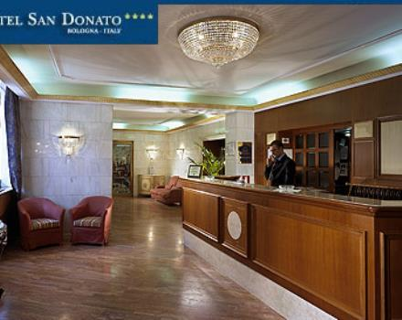 At the Best Western Hotel San Donato you can find 59 rooms equipped with every comfort.