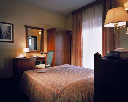 Hotels in Bologna classic room