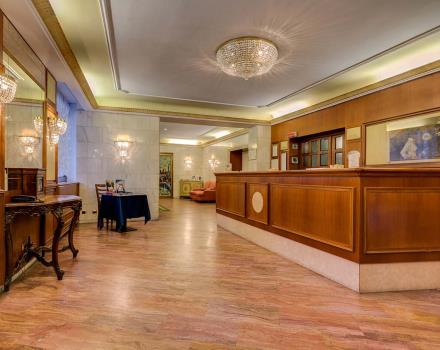 Hospitality and services at the best Western Hotel San donato Bologna Center