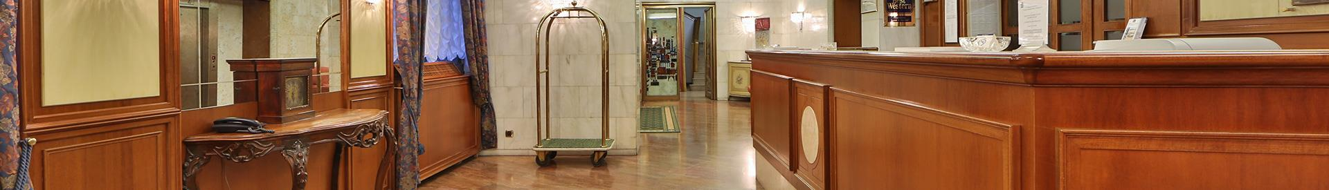 Looking for a hotel for your stay in Bologna (BO)? Book/reserve at the Best Western Hotel San Donato