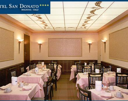 Visit Bologna and stay at  the Best Western Hotel San Donato