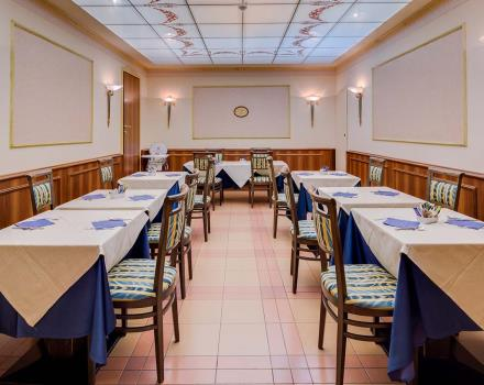 Breakfast at BW Hotel San Donato 4 star hotel in the Centre of Bologna