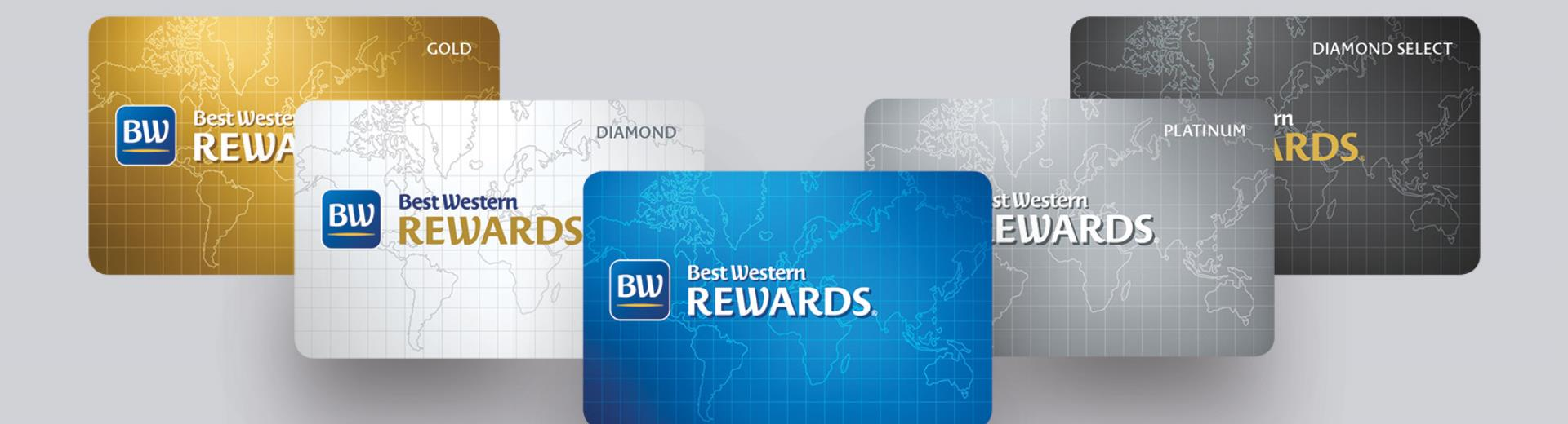 Discover benefits reserved ai Best Western Rewards ® program members