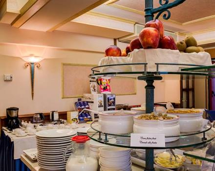 Breakfast at Best Western Hotel San Donato 4-star in Bologna