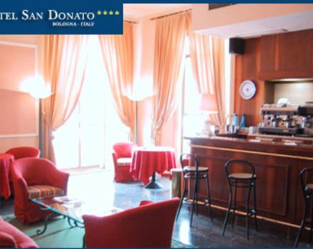 Choose  the Best Western Hotel San Donato for your stay in Bologna
