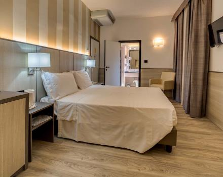For your stay in Bologna choose BW Hotel San Donato and its family room x 3