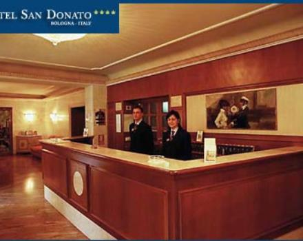 Looking for service and hospitality for your stay in Bologna? Then Best Western Hotel San Donato is the hotel for you